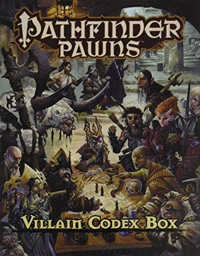 Pathfinder Pawns: Villain Codex Box por Paizo Staff