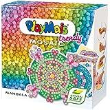 Playmais mosaïque Trendy Mandala Craft (Multicolore)