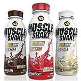 All Stars Muscle Shake 12 x 500ml. Flasche Schoko