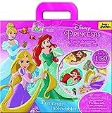 Princesas. Princesas inolvidables: Maletín de cuentos, actividades y pegatinas (Disney. Princesas)
