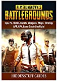 Player Unknowns Battlegrounds, Tips, PC, Hacks, Cheats, Weapons, Maps, Strategy, APP, APK, Game Guide Unofficial