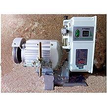 mabelstar 400 W Máquina de coser Industrial Motor Servo de ahorro de energía sin escobillas motor