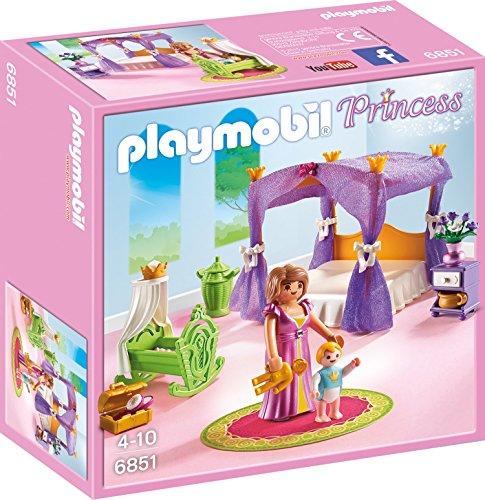 Playmobil 6851 - Himmlisches Schlafzimmer - Krone-schlafzimmer-möbel