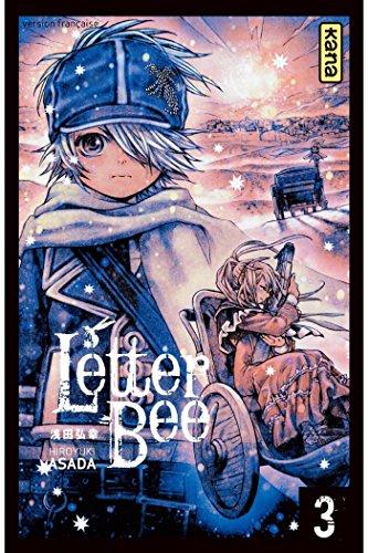 Letter Bee - Tome 3 par Hiroyuki Asada