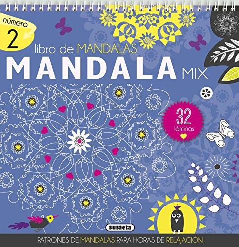 Mandala mix 2 por Susaeta Ediciones  S A