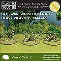 15mm Late War British heavy weapons 1944-45 von Plastic Soldier Company