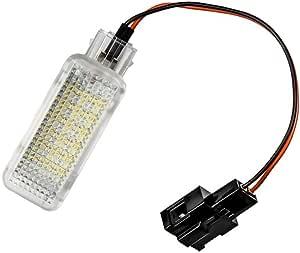 Autolight 24 I Led Kofferraumbeleuchtung Weiß Lampe Kofferraum Leuchte 6l0947415 Auto
