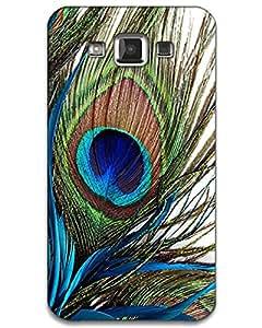 Webplaza Samsung Galaxy E5 Back Cover Designer Hard Case Printed Cover