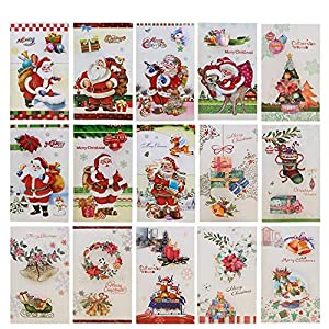 16 tarjetas de felicitación de