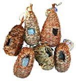 Wildlife World Roosting Nest Pockets -Mixed Pack...