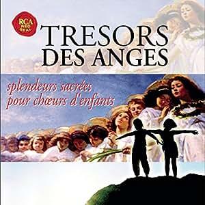 Trésors des anges : Splendeurs sacrées pour choeurs d'enfants (Coffret 4 CD)