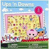 Lalaloopsy Ups n Downs 3D Board Game