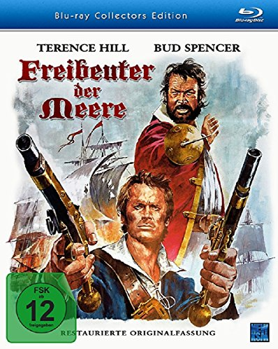 Freibeuter der Meere - Restaurierte Originalfassung [Blu-ray] [Collector's Edition]