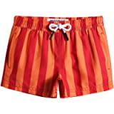 MaaMgic Costume da Bagno Pantaloncini da Bagno Estivi per Ragazzini Bambini Foderate in Rete Asciugatura Rapida Multi…