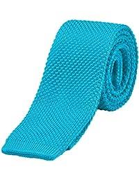 d70bae4191 Amazon.it: Turchese - Cravatte, fusciacche e fazzoletti da taschino ...