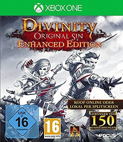 Divinity Original Sin : Enhanced Edition [import allemand]