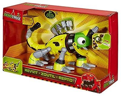 Mattel DPC58 - Dinotrux Hero Repto, Miniaturmodelle von Mattel