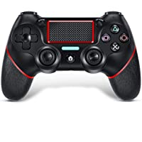 TUTUO Controller per PS4, Gamepad Bluetooth per Playstation 4 Controller di Gioco Wireless Doppio Shock a Sei-Assi…