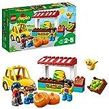 LEGO DUPLO Town - Lego Mercado de la granja, única (10867)