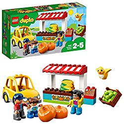 Lego Uk 10867 Duplo Town Farmers' Market Set