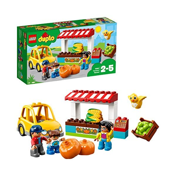 LEGO 10867 Duplo Town Farmers Market