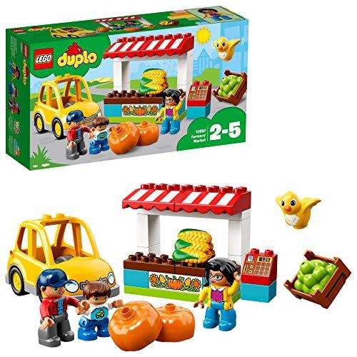 LEGO DUPLO Town - Lego Mercado de la granja (10867)