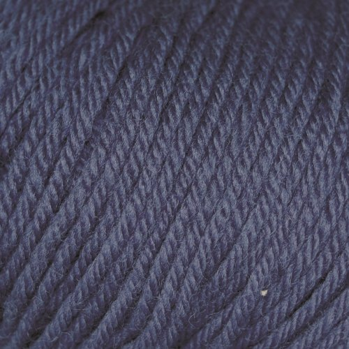 ROWAN Pure Wool Dk - Farbe: Indigo (00010) - 50 g / ca. 130 m Wolle (Rowan Dk-garn Wool Pure)