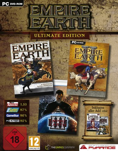 empire earth 2 Empire Earth - Ultimate Edition [Software Pyramide]