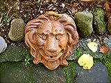 Antikas Wasserauslauf Löwenkopf Wasserspeier Löwe für Wandbrunnen Brunnen Zubehör Speier