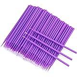 200 stuks wegwerpmicroborstels, wimperborstel voor wimperverlenging.