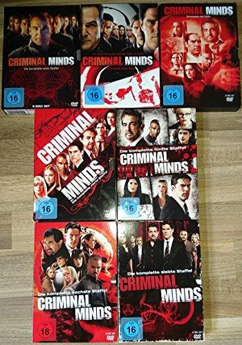 Staffeln 1-7 (41 DVDs)