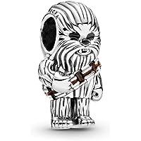 Pandora Star Wars Chewbacca Charm, Sterling-Silber799250C01