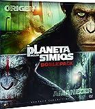 El Origen Del Planeta De Los Simios + El Amanecer Del Planeta De Los Simios Colección Vintage (Funda Vinilo) Blu-Ray [Blu-ray]