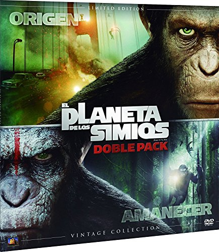 El Origen Del Planeta De Los Simios + El Amanecer