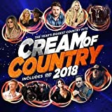 Cream Of Country 2018 (CD+DVD)