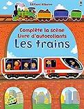 Telecharger Livres Les trains Complete la scene Livre d autocollants (PDF,EPUB,MOBI) gratuits en Francaise