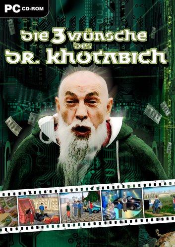 Die 3 Wünsche des Dr. Khotabich
