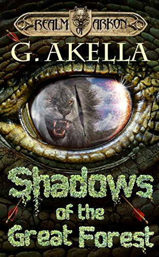 Shadows of the Great Forest: Epic LitRPG (Realm of Arkon, Book 4) (English Edition) Plain Chaps