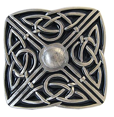Buckle with Celtic Tribal, Celtic Nordic