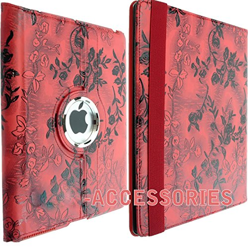 for-apple-ipad-2-ipad-3-floral-leather-wallet-case-cover-pouch-screen-protector-cleaning-cloth