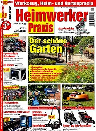 """Heimwerker Praxis 4/2019 \""""Der schöne Garten\"""""""