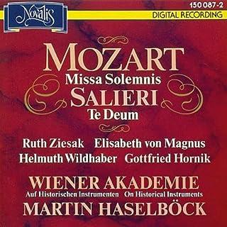 Missa Solemnis C-Dur - KV 337 'Missa Aulica': Sanctus