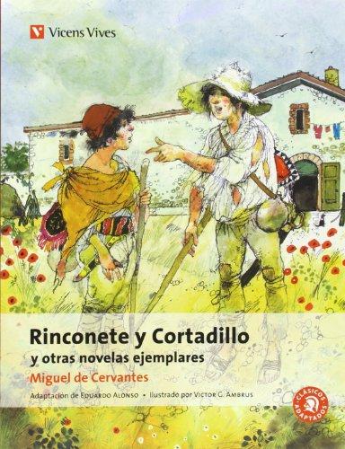 Rinconete y Cortadillo y otras novelas ejemplares, ESO. Material auxiliar par Miguel De Cervantes Saavedra