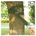 Aufhängeset Befestigungsset für Hängematten an Bäumen + max. 450 KG KOMPLETTSET NEU von Yimidear auf Gartenmöbel von Du und Dein Garten