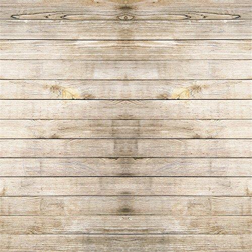 YongFoto 2x2m Vinyl Foto Hintergrund Holzboden Rustikales Hölzernes Altes Hölzernes Planken Beschaffenheits Holz Brett Fotografie Hintergrund Photo Booth Baby Party Banner Kinder Fotostudio Requisiten