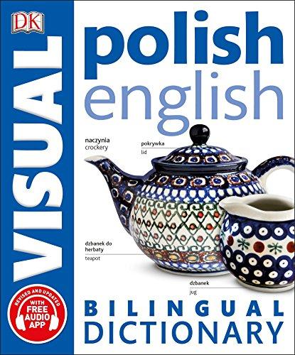 Polish English Bilingual Visual Dictionary (DK Bilingual Visual Dictionaries) por Vv.Aa