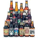 Beer Hawk American Craft Beer Case (15 Beers)