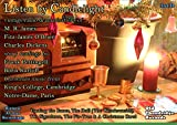 Listen By Candlelight: Ghost Stories - Vintage radio dramatisations of M.R. James, Charles Dickens, Fitz-James O'Brien. Story readings by Boris Karloff & Frank Pettingell. Christmas Music & Carols from King's College, Cambridge & Notre-Dame, Paris.