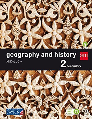 Geography and history. 2 ESO. Savia. Andalucía