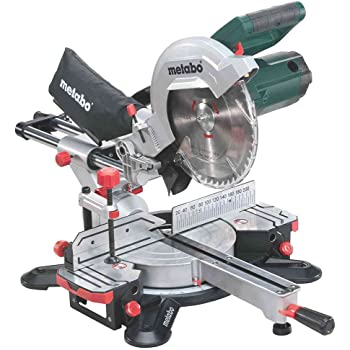 Metabo 602540000 KGS Scie à onglets 254 m